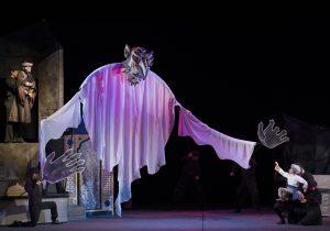 『アラビアンナイト』人形劇団むすび座 @ 合志市文化会館ヴィーブル