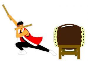 「UTO太鼓で唄う・太鼓で遊ぶ」太鼓芸能集団紬衣YUI @ 宇土市民会館大会議室